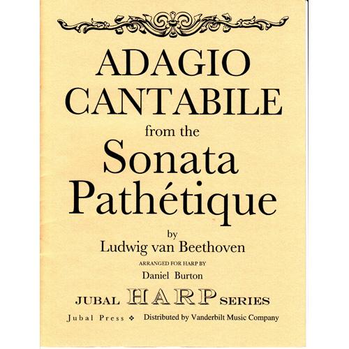 ピアノソナタ第8番「悲愴」よりアダージョ・カンタービレ / L.V.ベートーベン