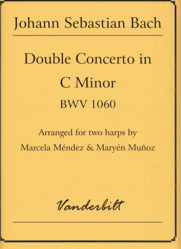 二重協奏曲 ハ短調 BWV1060 / J.S.バッハ
