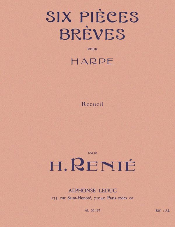 6つのやさしい小品 / H.ルニエ