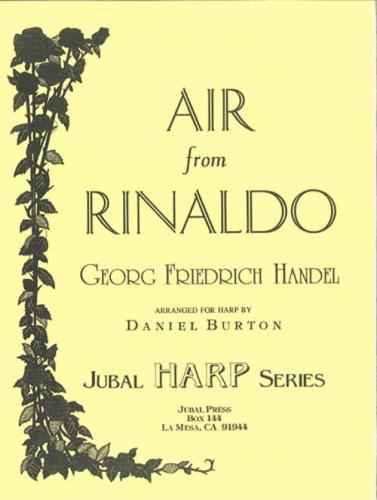 私を泣かせてください〜歌劇「リナルド」より / G.F.ヘンデル