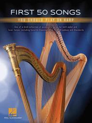 ハープで演奏すべき50の曲集