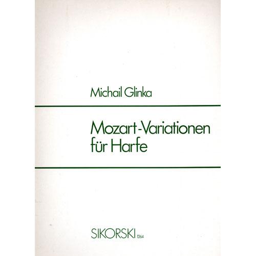 モーツァルトの主題による変奏曲 / M.グリンカ