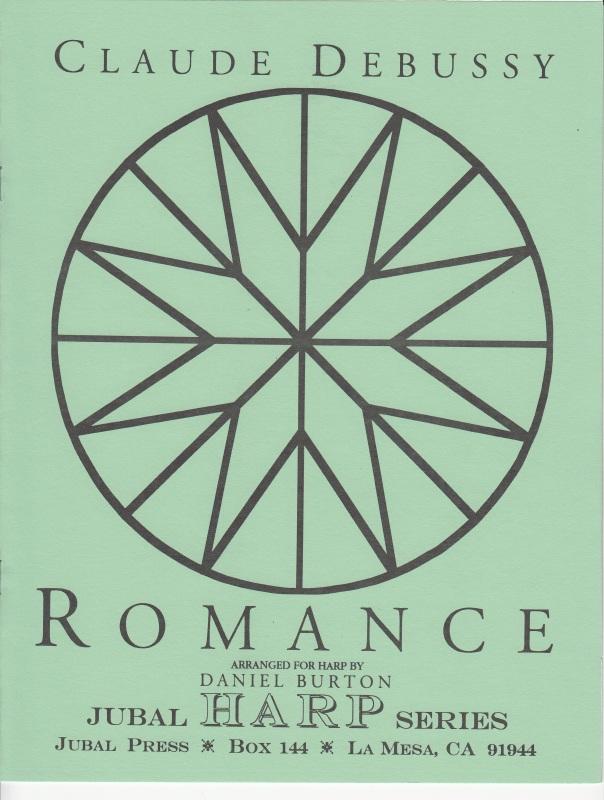 ロマンス / C.ドビュッシー