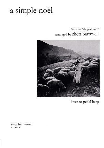 """【半期決算10倍P】A Simple Noel  """"the first noel""""より(アレンジRhett Barnwell)"""