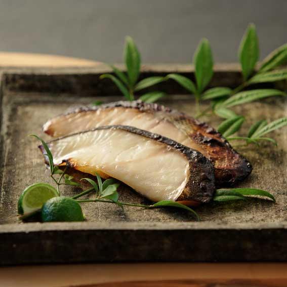 魚介味噌粕漬詰合せ F-3 (10点 木箱入)