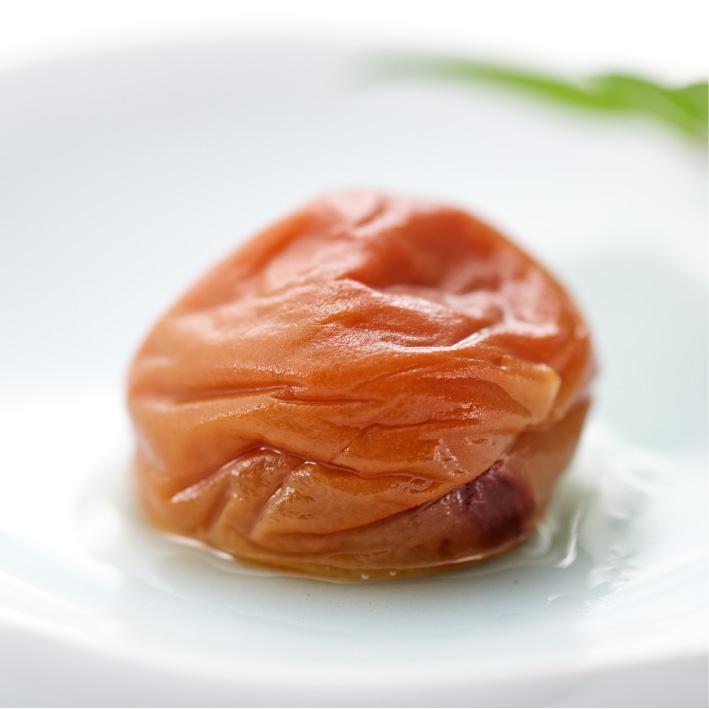 紀州うす塩味はちみつ梅干<個装>(20粒 木箱入)