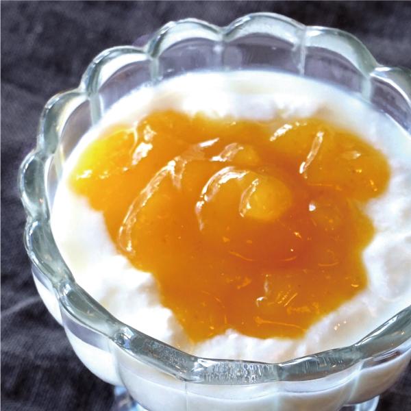 フルーツソース<柚子>