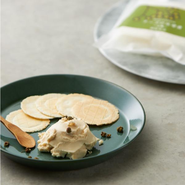 チーズの味噌漬 -山椒-