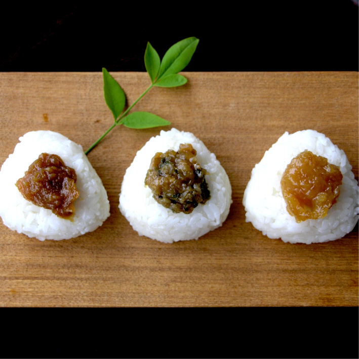 miso dip ねぎ味噌&大葉 (旨味噌)