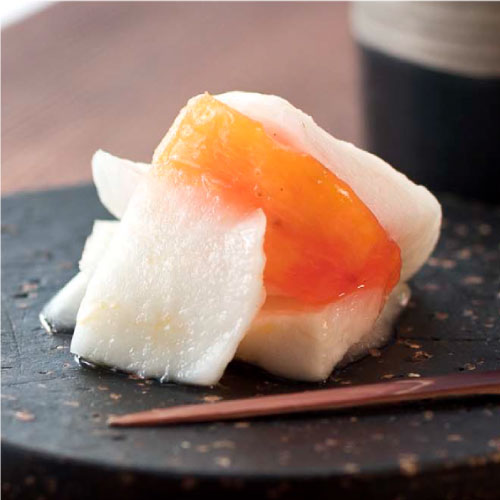 【送料無料】銀座のチーズと人気No1なごり柿セット