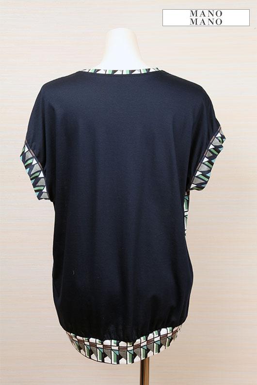 【送料無料】 MANOMANO マーノマーノ Tシャツ 【2021年春夏新作】