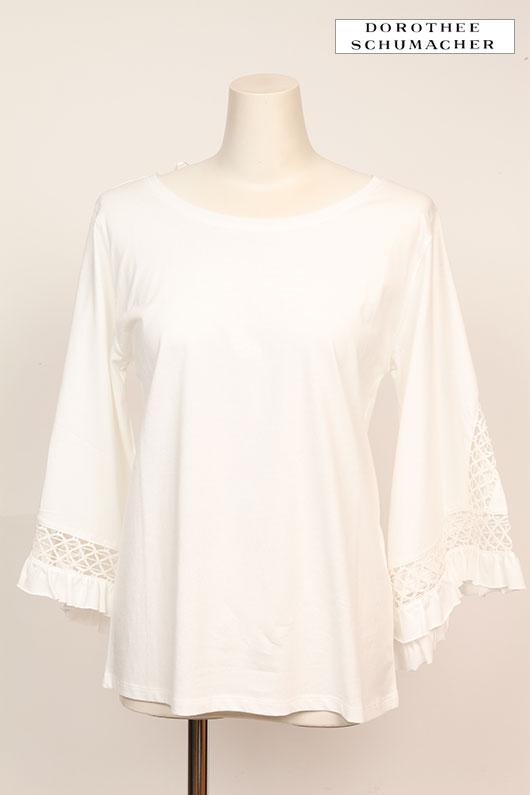 【送料無料】DOROTHEE SCHUMACHER ドロシーシューマッハ Tシャツ【2021年春夏新作】