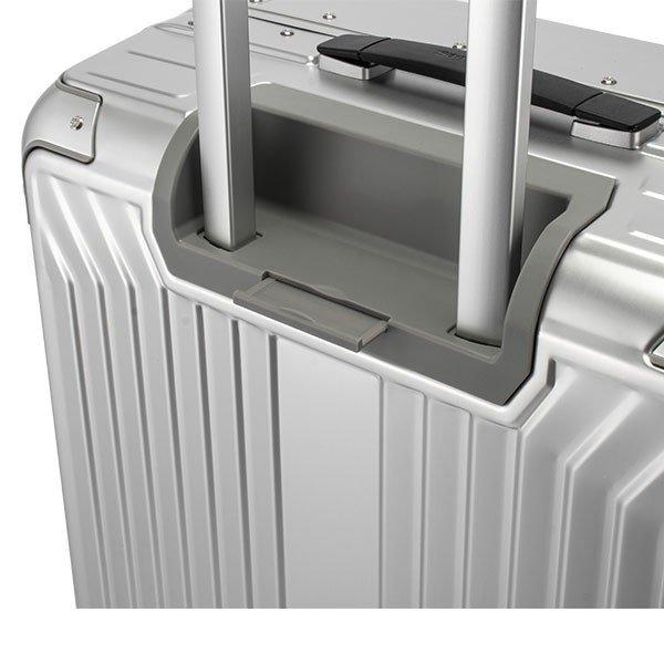 サムソナイト Samsonite スーツケース 71L ライトボックス アル スピナー 69cm 122706.0 Lite-Box Alu キャリーバッグ ★