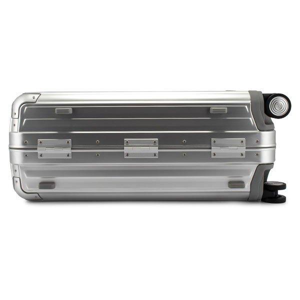サムソナイト Samsonite スーツケース 91L ライトボックス アル スピナー 76cm 122707.0 Lite-Box Alu キャリーバッグ ★