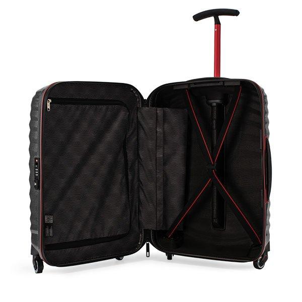 サムソナイト Samsonite スーツケース 36L ライトショック スポーツ スピナー 55cm 機内持ち込み 軽量 105262 Lite-Shock Sport ★