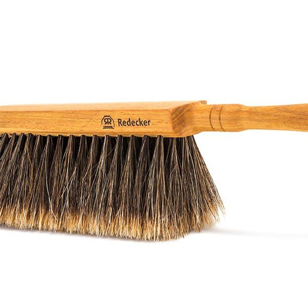 Redecker レデッカー 馬毛ハンドブラシ スプリット仕上げ 180330 洋服ブラシ 花粉 ホコリ