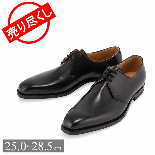 クロケット&ジョーンズ Crockett & Jones メンズ ドレスシューズ ハイバリー ブラック Mens Highbury Calf Black ビジネスシューズ 革靴 ★
