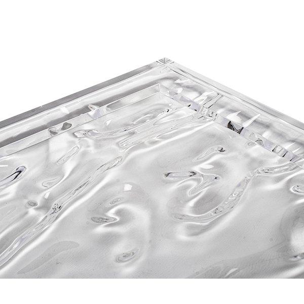 カルテル Kartell トレイ デューン S 46 × 2.5 × 32cm 460 × 25 × 320mm インテリア トレー お盆 おしゃれ デザイン モダン 1200 Dune ★