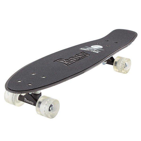 ペニー スケートボード Penny Skateboards スケボー 27インチ トニーホーク HAWK FULL SKULL ホークフルスカル リミテッド エディション PNYCOMP27394 BLACK ★