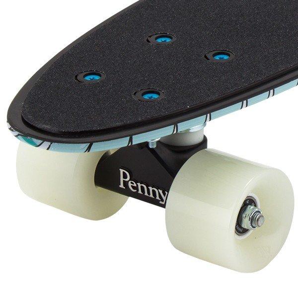ペニー スケートボード Penny Skateboards スケボー 22インチ TONY HAWK トニーホーク HAWK FULL SKULL ホークフルスカル リミテッド PNYCOMP22394 BLUE ★