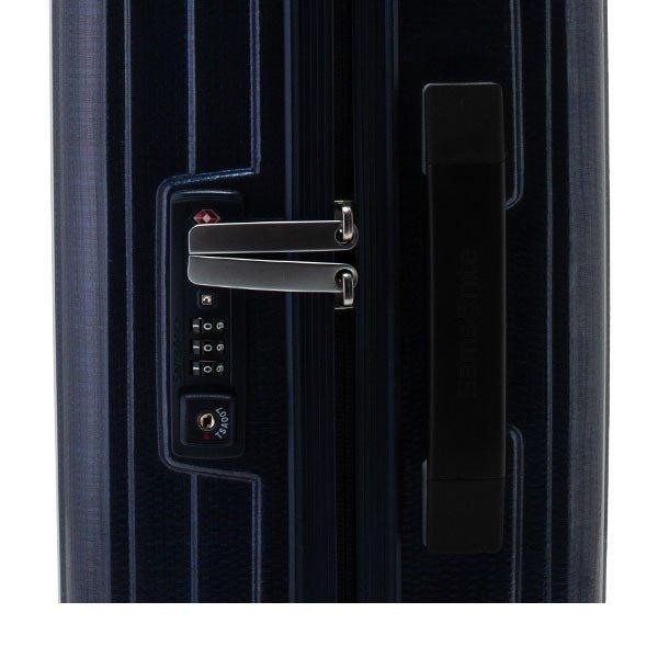 サムソナイト Samsonite スーツケース 38L 軽量 ライトボックス スピナー 55cm 機内持ち込み 79297 Lite-Box SPINNER 55/20 ★