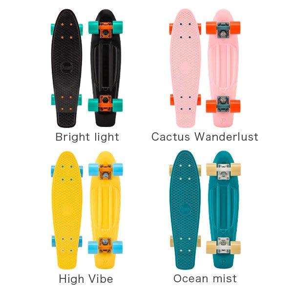 ペニー スケートボード Penny Skateboards スケボー 22インチ クラシック PNYCOMP224 CLASSICS ミニクルーザー コンプリート おしゃれ ★