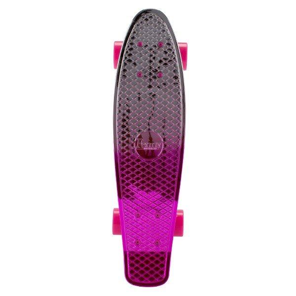 ペニースケートボード Penny Skateboards スケボー 22インチ ニューメタリックフェード New Metallic Fades  スポーツ アウトドア ストリート PNYCOMP ★