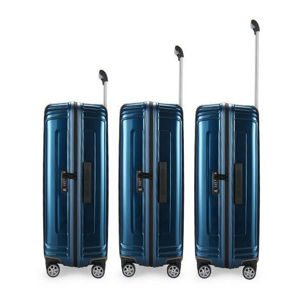 サムソナイト Samsonite スーツケース 74L 軽量 ネオパルス スピナー 69cm 65753 Neopulse SPINNER 69/25 キャリーバッグ ★