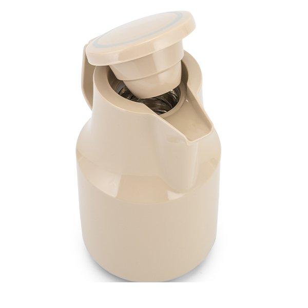 ヘリオス Helios 魔法瓶 0.6L 卓上魔法瓶 保温 保冷 ポット サーモボーイ 7342 Boy 卓上 保温ポット おしゃれ