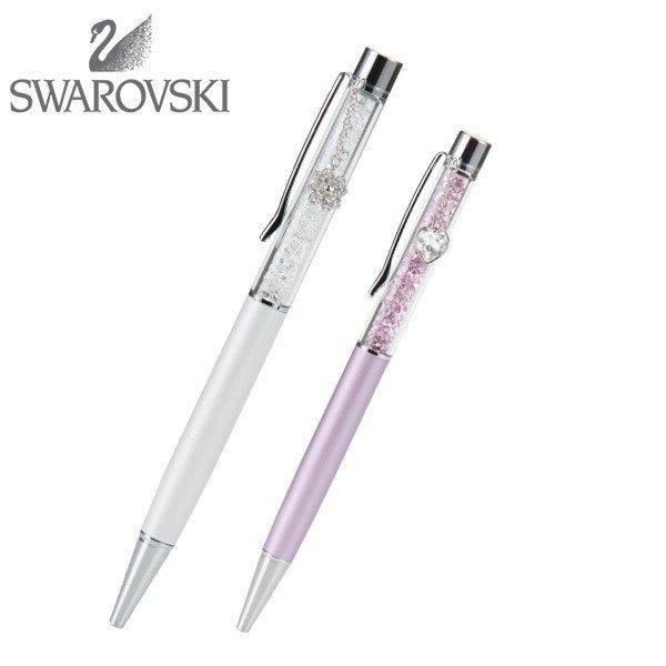 Swarovski スワロフスキー Stationery Crystalline Lady Ballpoint Pen ボールペン  発送 ★