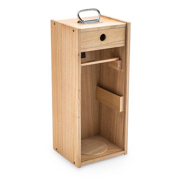 ペトロマックス Petromax HK500用 ランタン 木製ケース w-box Wooden Box HK350/HK500 ランタンケース キャンプ アウトドア ★