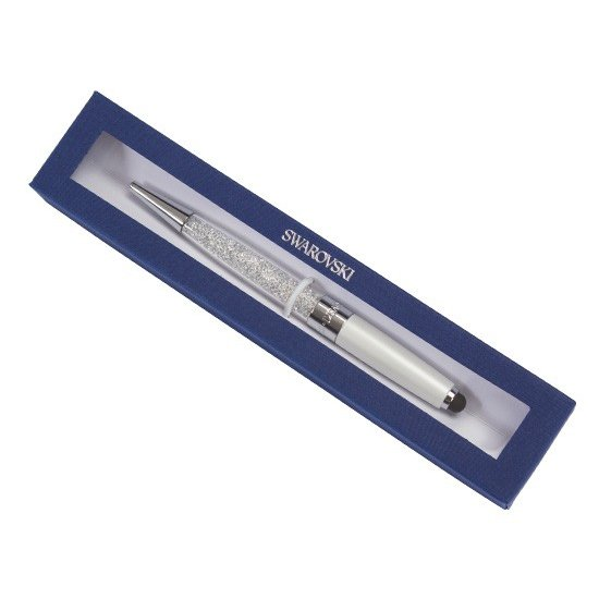 スワロフスキー Swarovski タッチペン クリスタルライン スターダスト スタイラスペン Crystalline Stardust Stylus Pen, If Box スマホ ジュエリー ★
