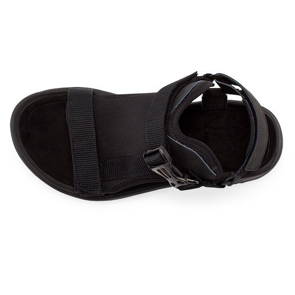 テバ TEVA サンダル メンズ ハリケーン ボルト M HURRICANE VOLT スポーツサンダル 1015224 BLACK 靴 アウトドア ストラップ カジュアル ★