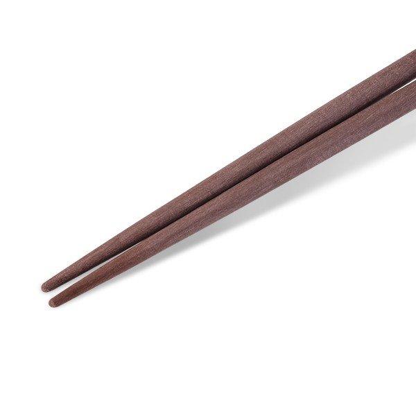 【全品5%OFFクーポン コードglv】クチポール Cutipol GOA ゴア 箸 + 箸置きセット ブラウン×ゴールド Chopstick Set Brown Gold お箸 チョップスティック カトラリー ★