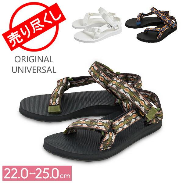 テバ TEVA サンダル レディース オリジナル ユニバーサル W ORIGINAL UNIVERSAL スポーツサンダル 1003987 FOOTWEAR 靴 かわいい ★