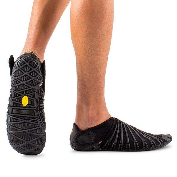 ビブラム Vibram フロシキ シューズ メンズ Furoshiki Shoes Mens ラッピングソール ビブラムソール 風呂敷 軽量 旅行 持ち運び ★