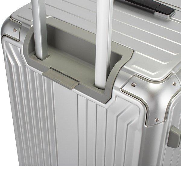 サムソナイト Samsonite スーツケース 93L ライトボックス アル トランク 74cm 132693 アルミニウム Lite-Box Alu TRUNK 74 キャリーバッグ ★