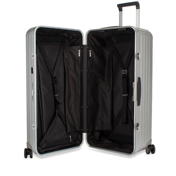 サムソナイト Samsonite スーツケース 106L ライトボックス アル トランク 80cm 132694 アルミニウム Lite-Box Alu TRUNK80 キャリーバッグ ★