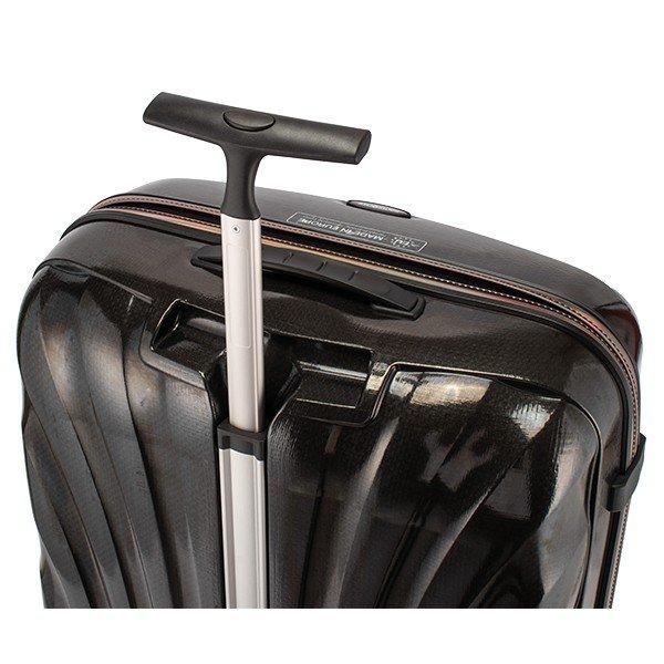 サムソナイト Samsonite コスモライト スピナー 81cm 123L 軽量 スーツケース 129447 Iridescent、Aluminium Cosmolite SPINNER 81/30 ★