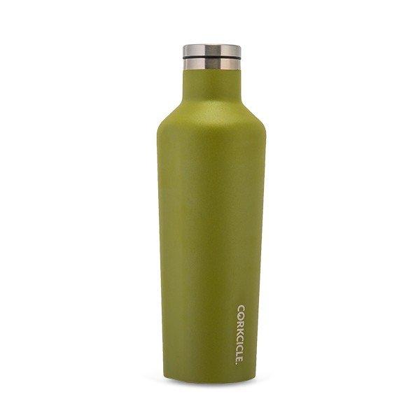 コークシクル Corkcicle ウォーターマン キャンティーン 470mL 水筒 ステンレス ボトル マグボトル 保冷 保温 2016WO オリーブ マイボトル