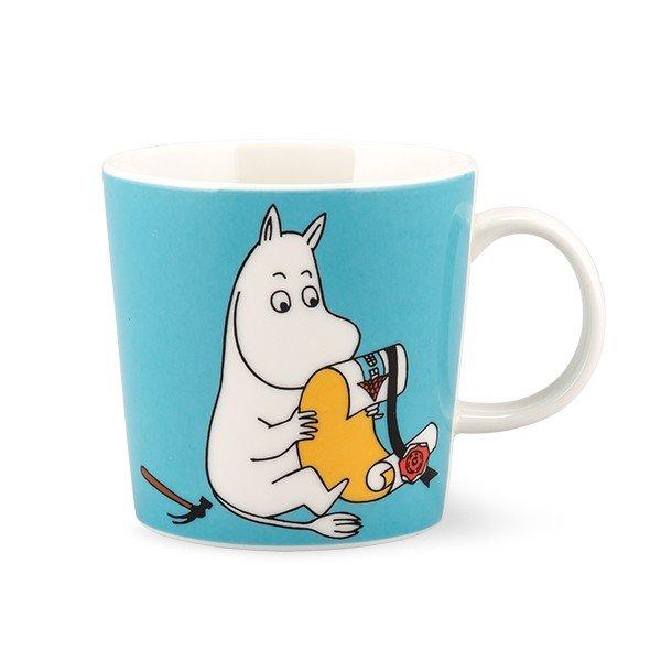 売り尽くし アラビア Arabia ムーミン プレート 19cm & マグカップ 300mL セット 食器 北欧 Moomin Plate & Mug set?★