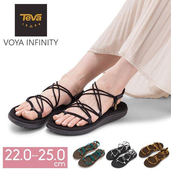 テバ TEVA サンダル レディース ボヤ インフィニティ— Voya Infinity スポーツサンダル 1019622 / 1097852 靴 アウトドア ストラップ ★