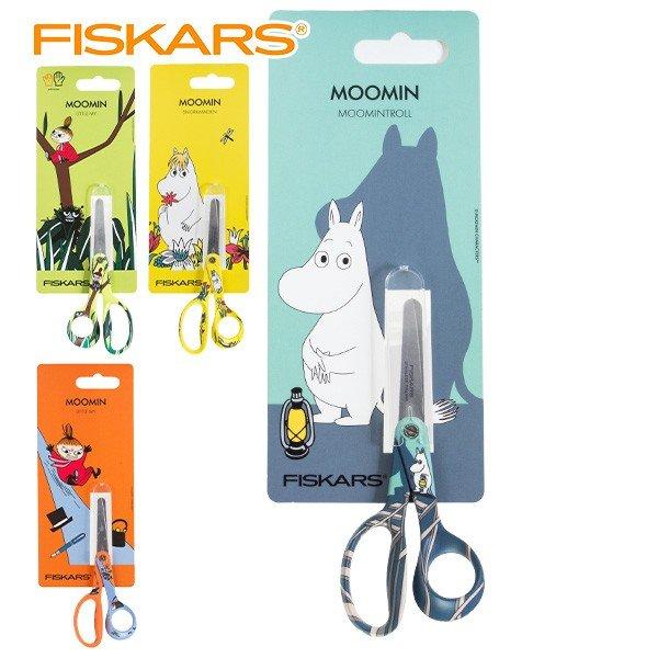 フィスカース Fiskars ムーミン 子供用ハサミ 13cm MOOMIN Kids Scissors はさみ 子ども用 キッズ