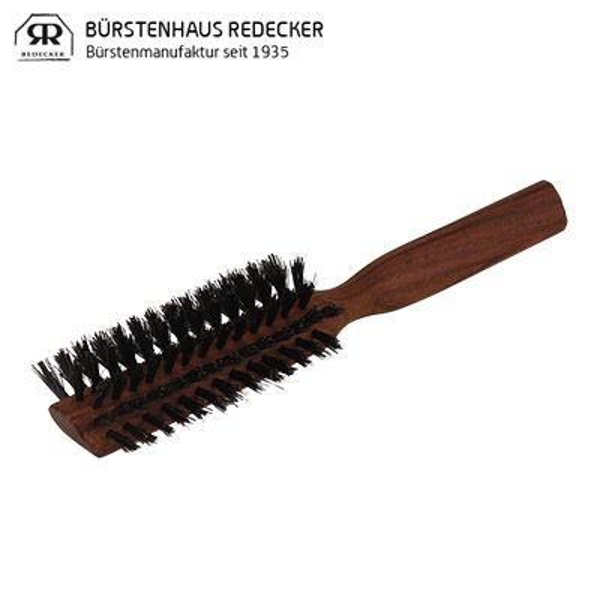 Redecker レデッカー サーモウッド ハーフ ロールヘアーブラシ 731206
