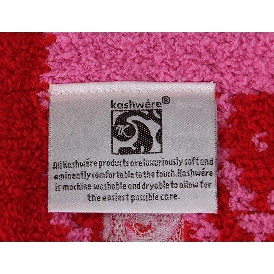 【国内検針済】カシウェア ブランケット ダイヤモンドパターン 83 × 100cm 830 × 1000mm ベビーブランケット ダイヤモンドパターン KASHWERE Diamond Pattern Half Blanket Lt. Gauge ★