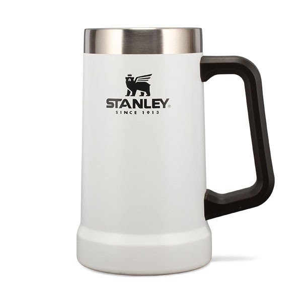 スタンレー Stanley 真空ジョッキ 0.7L タンブラー 10-02874 / 10-02874 Adventure Vacuum Stein ステンレス 保冷 保温 ビール ビアグラス ★