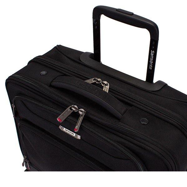 サムソナイト Samsonite ビジネスバッグ キャリーケース 4輪 XENON 3 スピナー モバイルオフィス 89438-1041 ブラック Spinner Mobile Office Black メンズ 出張 ★