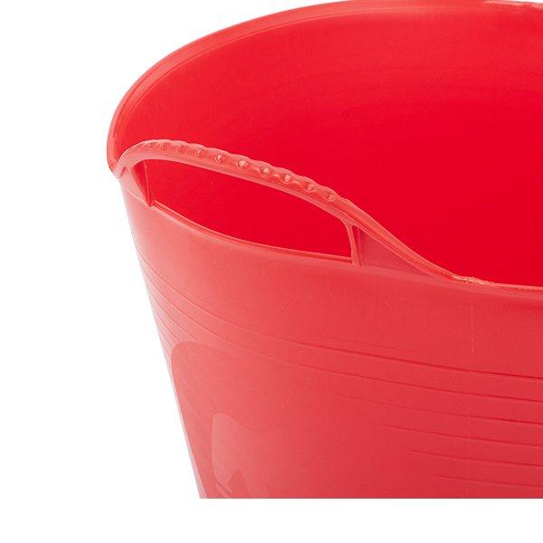【全品5%OFFクーポン コードglv】Red gorilla レッドゴリラ GORILLA TUBS ゴリラタブ バケツ 26L SP26 MEDIUM 6.5 Gallon タブトラックス 洗濯かご ゴムバケツ おしゃれ