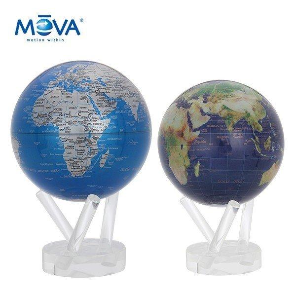 "MOVA Globe ムーバグローブ 6"" 15cm Diameter MOVA Globes 地球儀 ★"
