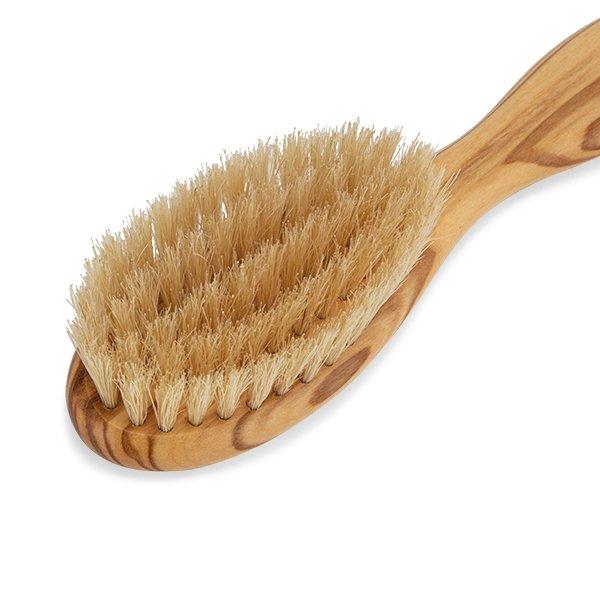 【全品5%OFFクーポン コードglv】レデッカー Redecker ヘアブラシ ベビー用ブラシ 721007 children´s hairbrush キッズ ヘアー ブラシ 子供用ブラシ 木製 クシ ドイツ